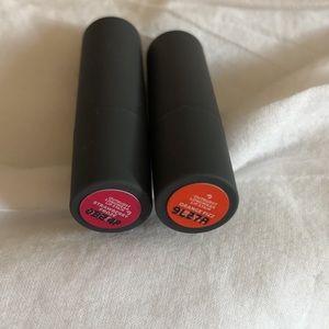 2 Bite Beauty Outburst Lipstick Travel Size